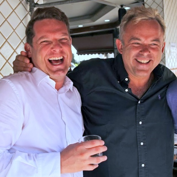 Edouard Malbois and David Hertz