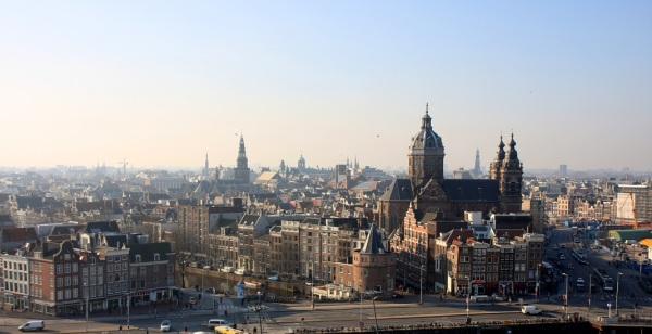 Amsterdam CoolBrands NextWorld Storytelling