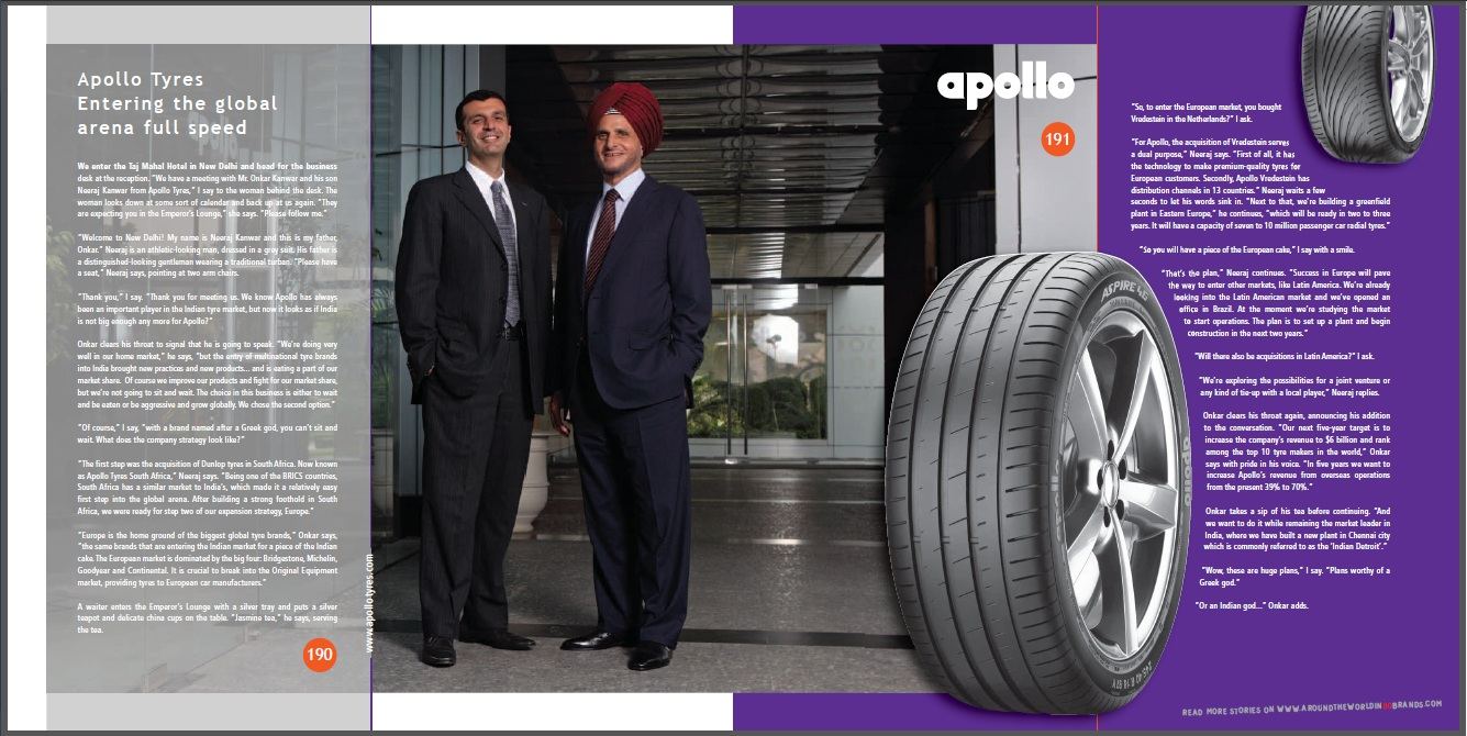 apollo tyres case study Scribd is the world's largest social reading and publishing site.