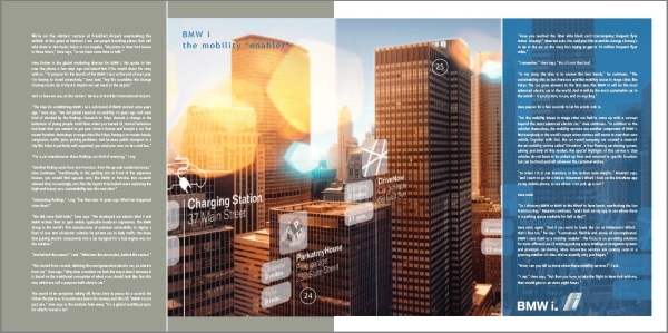 BMW i - The mobility enabler - by Uwe Dreher - CoolBrands - Around the World in 80 Brands