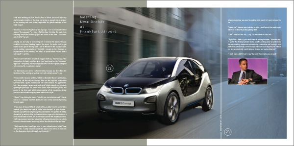 BMWi - Meeting Uwe Dreher at Frankfurt Airport - by CoolBrands - Around the world in 80 Brands