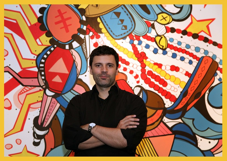 Meeting Gustavo Aguiar - PUNK - CoolBrands Around the World in 80 Brands