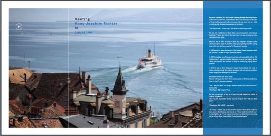 Meeting Jochem Richter - Nespresso - CoolBrands Around the World in 80 Brands