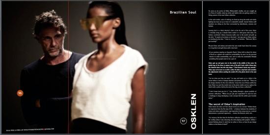 OSKLEN - Oskar Metsavaht - CoolBrands Around the World in 80 Brands