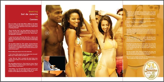 Meeting Sol de Janeiro - CoolBrands Around the World in 80 Brands