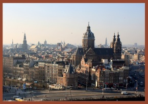 Amsterdam - In the footsteps of the great explorers