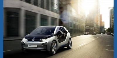 CoolBrands Around the World in 80 Brands - BMW i
