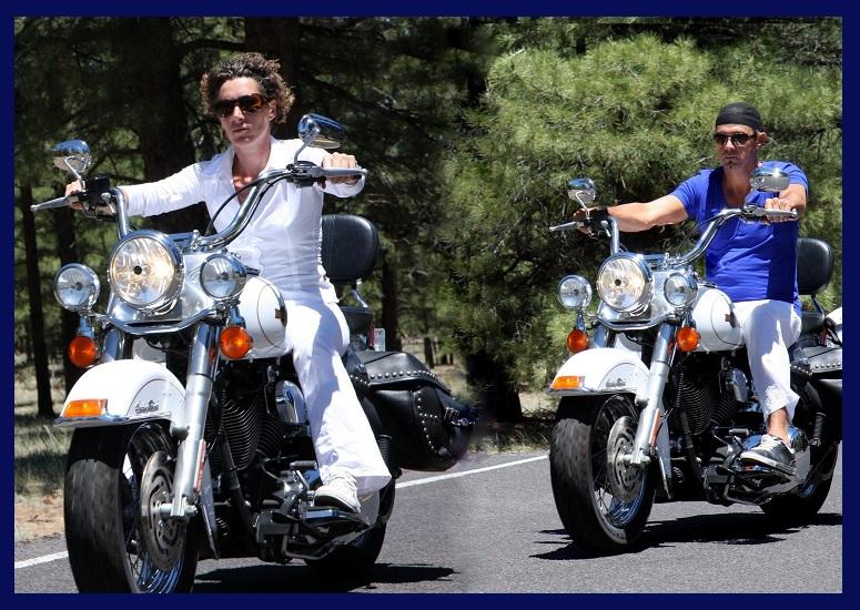 Meeting Matt Levatich in Las Vegas – Harley-Davidson