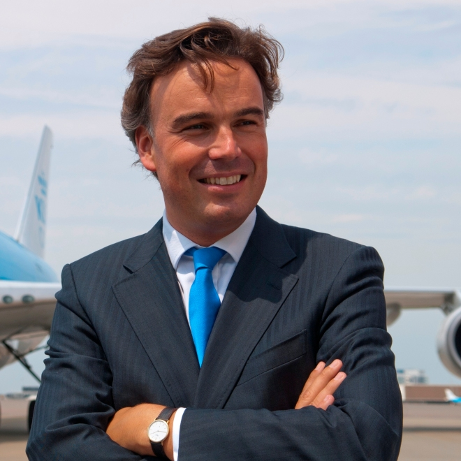 Camiel Eurlings - KLM - CoolBrands