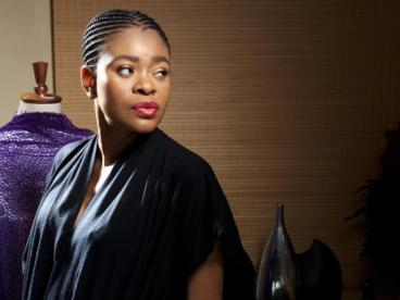 MEETING DEOLA SAGOE, THE PRINCESS OF AFRICAN FASHION
