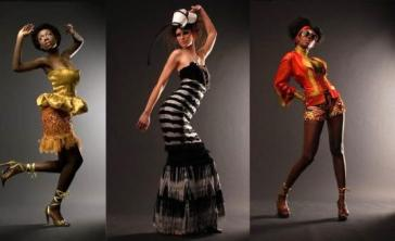 Some of Deola Sagoe's creations
