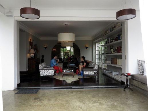 Meeting Benjamin Cano in Casa Mosquito