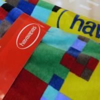 Havaianas, of course, one of the most famous Brazilian brands