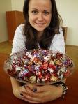 Chocolate from Krypskaya factory