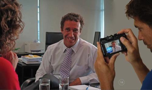 Meeting Mauricio Borges - President Apex-Brasil
