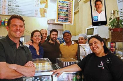 David Hertz - Seleçao Brasileira de Alimentos