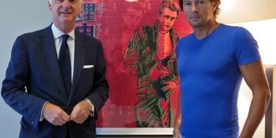 Stephen Lussier - De Beers - and Maarten Schäfer - CBNWS
