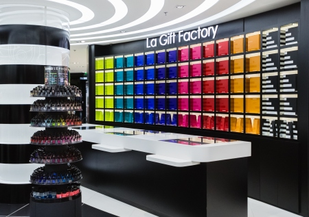 Sephora Gift Factory