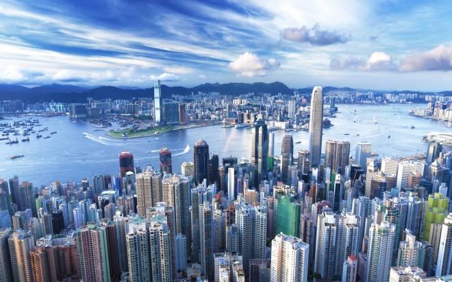 meeting Alwin Tetteroo in Hong Kong