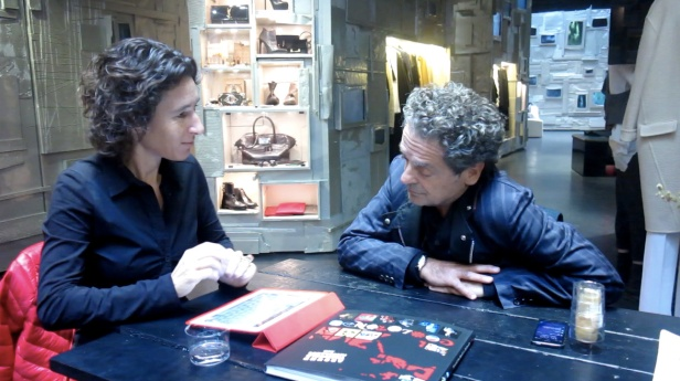 Anouk Pappers and Armand Hadida - by CoolBrands NextWorld Storytelling