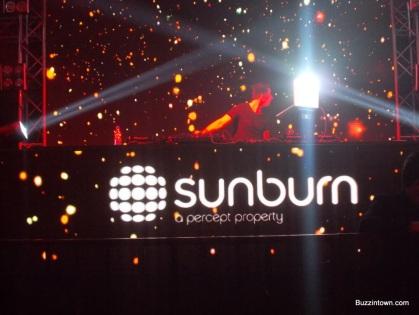 Sunburn-Bangalore