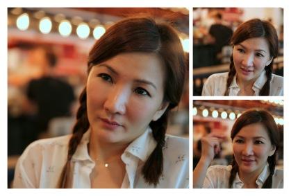 Cynthia Chua by CoolBrands