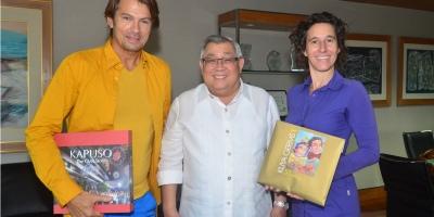 CoolBrands NextWorld Storytelling Meeting Mr. Felipe Gozon
