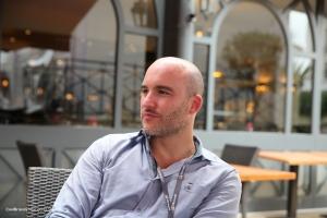 Meeting Brent Vartan, CSO Deutsch NY, at #CannesLions - CoolBrands