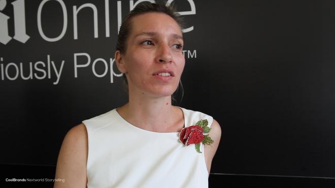 Meeting Celeste Dalairac, Creative Director Del Campo Saatchi & Saatchi Buenos Aires