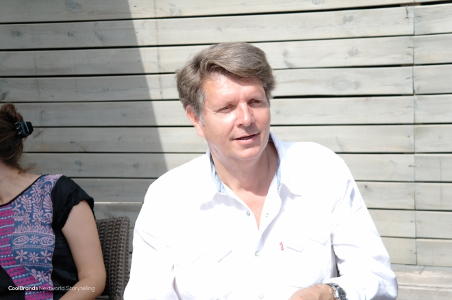 Christian Cappe - CEO Cristal Festival