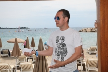 Meeting Daniele Fiandaca, Co-Founder Creative Social Network, at #CannesLions - CoolBrands