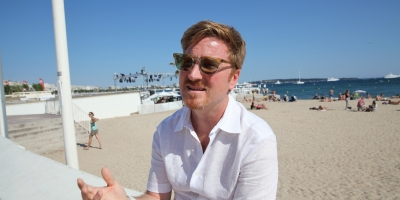 Meeting Darin Brown at #CannesLions - CoolBrands