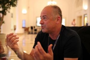 Meeting Nir Wegrzyn, CEO BrandOpus, at #CannesLions - CoolBrands