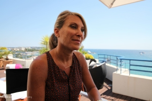 Meeting Shelley Zalis, CEO of Ipsos OTX, at #CannesLions - CoolBrands