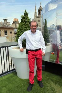 George Ferguson CBE is Bristol's cultural entrepreneur