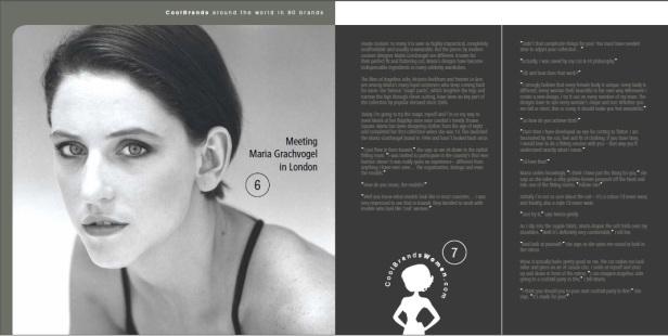 Maria Grachvogel CoolBrands Women