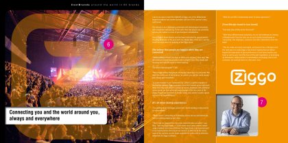 Ziggo - Around the World in 80 Brands
