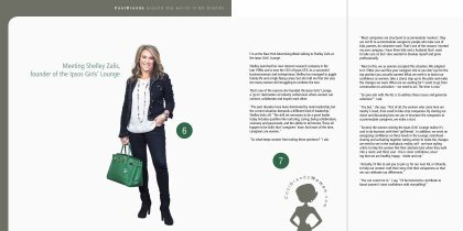 Meeting Shelley Zalis – Around the World in 80 Brands