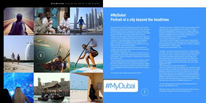 #MyDubai - Around The World in 80 Brands