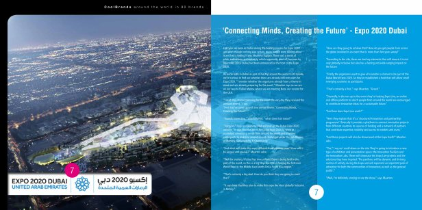 Expo 2020 Dubai - Around the World in 80 Brands