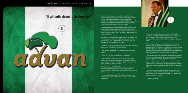 Kola Oyeyemi Advan Around the World in 80 Brands