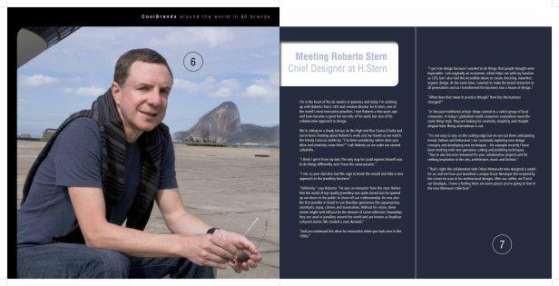 Roberto Stern - Around The World in 80 Brands