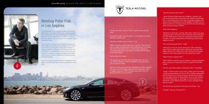 peter fisk tesla around the world in 80 brands