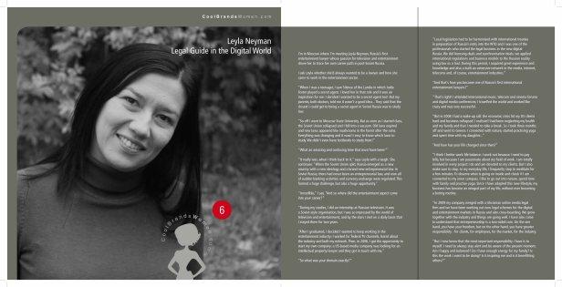 Leyla Neyman for Around The World in 80 Brands