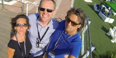 Meeting Phil Thomas, CEO Cannes Lions
