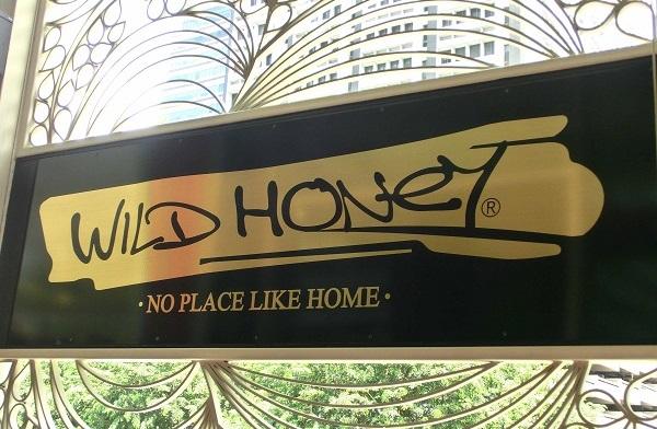 Around the world in 80 brands - wild honey - Singapore - Stephanie Hancock - Guy Wachs