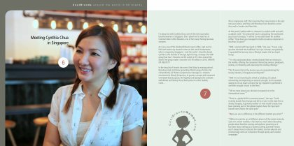 Around The World in 80 Brands - Cynthia Chua, Spa Esprit Group