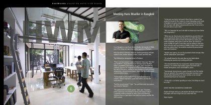 Around the World in 80 Brands - meeting Hans Mueller in Bangkok, HWM
