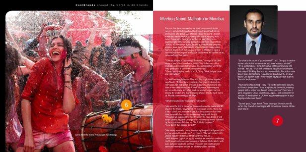 Around the world in 80 brands - Meeting Namit Malhotra in Mumbai