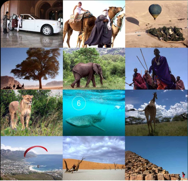 A storytelling expedition through the Middle East and Africa